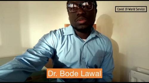 Dr Lawal
